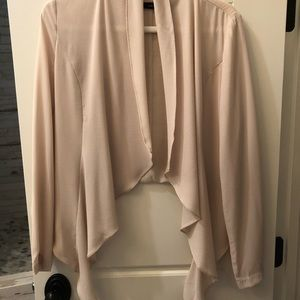 Slinky light beige jacket
